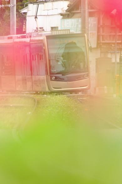2016/4/9 阪堺電軌阪堺線 綾ノ町