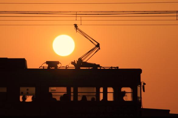 2010年 阪堺電軌阪堺線 我孫子道~大和川