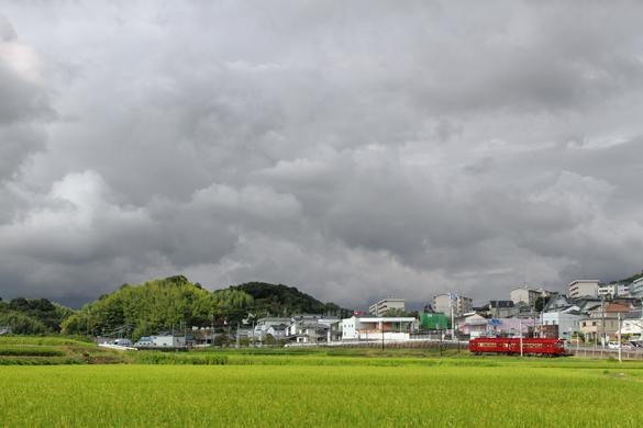 2016/8/27 和歌山電鐵貴志川線 西山口