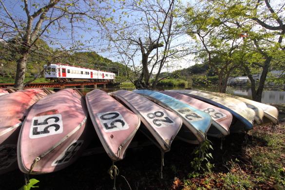 2009年10月 和歌山電鐵貴志川線 大池遊園