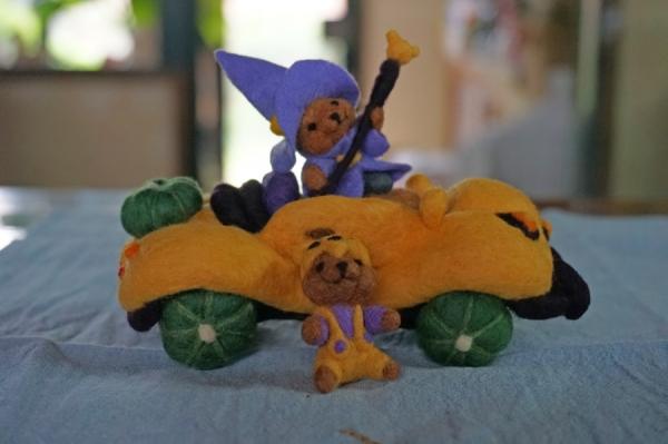 DSC05864かぼちゃの車2
