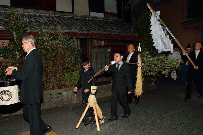 糸井神社 秋祭り/宵宮祭1