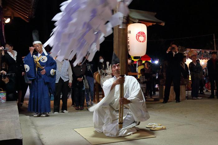 糸井神社 秋祭り/宵宮祭2