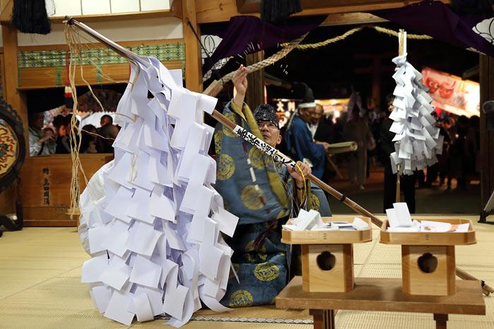 糸井神社 秋祭り/宵宮祭3