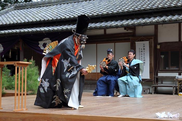 桃香野八幡神社 秋祭り4
