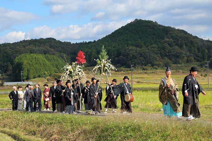 白石国津神社 ふる祭り2