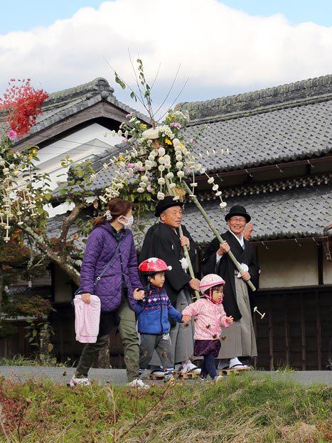白石国津神社 ふる祭り3