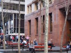 Lindt Cafe auf dem Martinplatz
