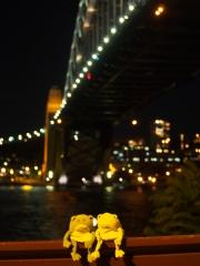 Sydney Hafenbruecke