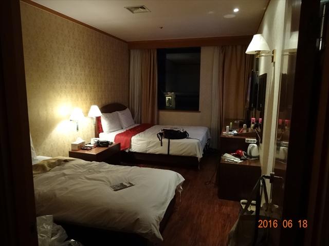 韓国 ホテル 1