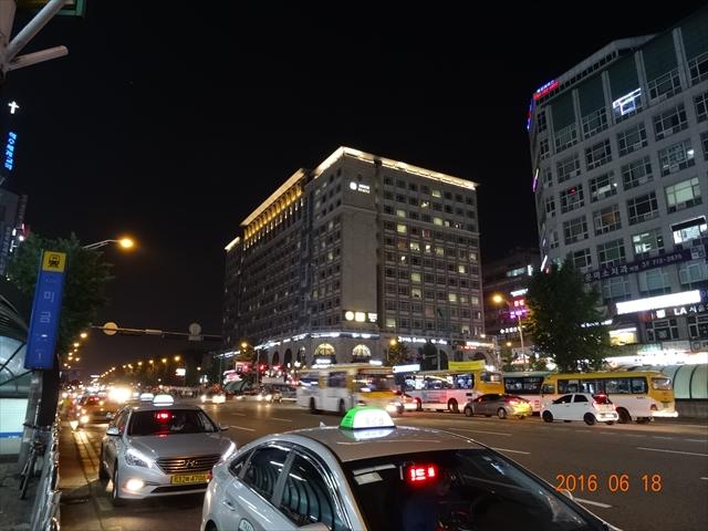 夜の韓国 2