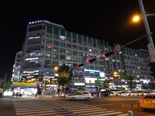 夜の韓国 4