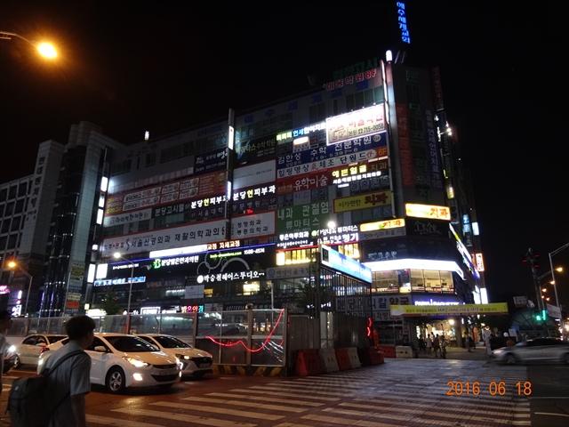 夜の韓国 5