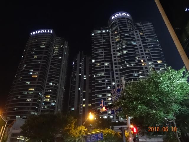 夜の韓国 9