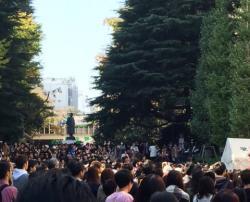 早稲田祭2