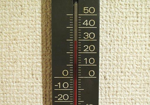 マンション最上階の室温を劇的に冷やす
