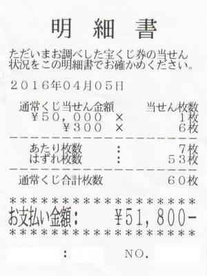 宝くじ・16年5月当たり_convert_20160505214820