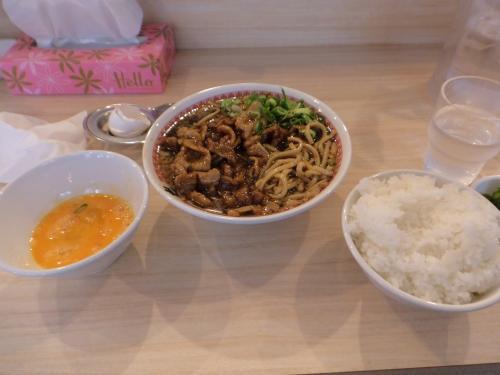 肉汁麺ススム:レベル2+ライス_convert_20160608232734