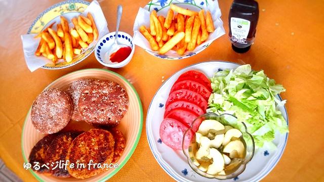 ビーフステーキトマト③