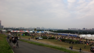 16_淀川市民マラソン会場