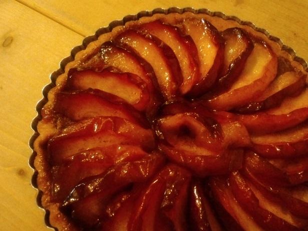 りんごタルト1