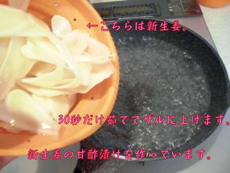 新生姜150g
