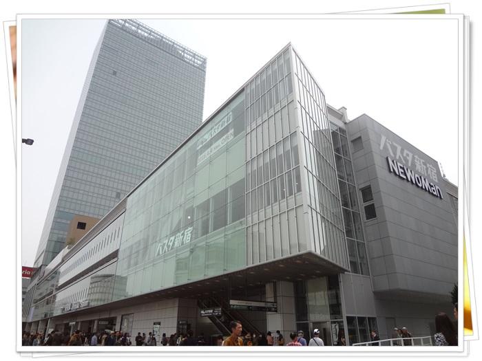 バスタ新宿DSC07803