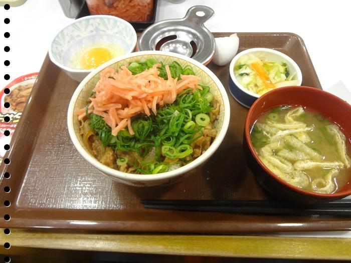 すき家@新宿DSC08049