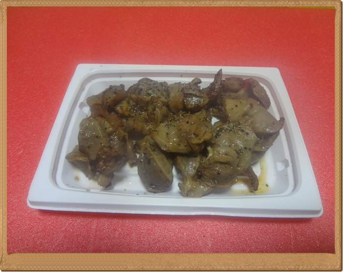 砂肝黒胡椒焼きDSC08109