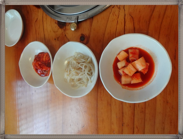 韓国家庭料理どらじDSC08182