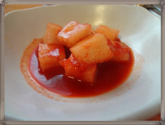 韓国家庭料理どらじDSC08183