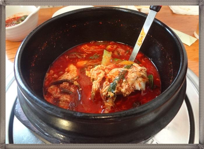 韓国家庭料理どらじDSC08186