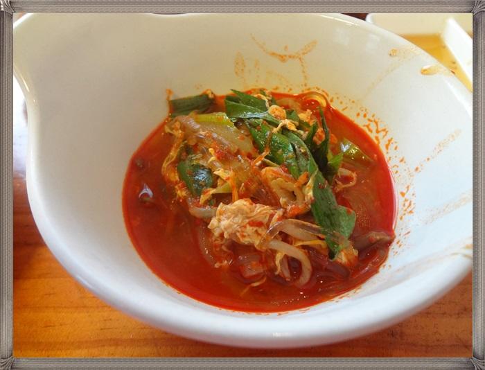 韓国家庭料理どらじDSC08187