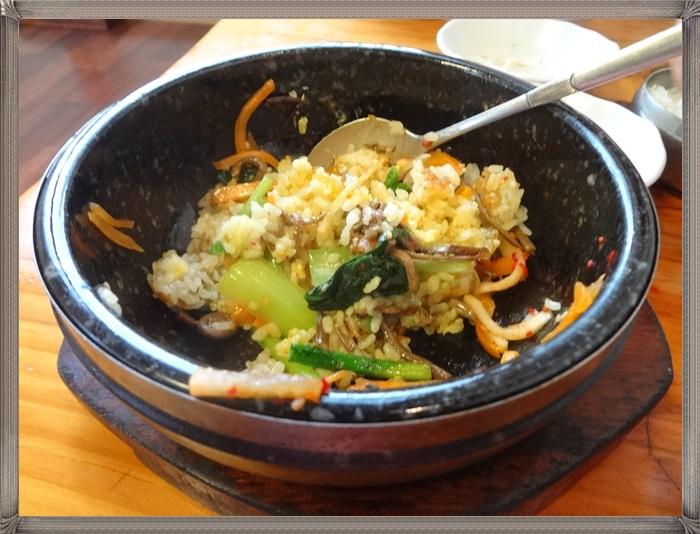 韓国家庭料理どらじDSC08188