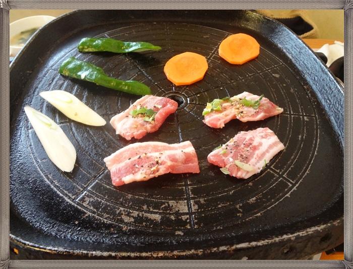 韓国家庭料理どらじDSC08190