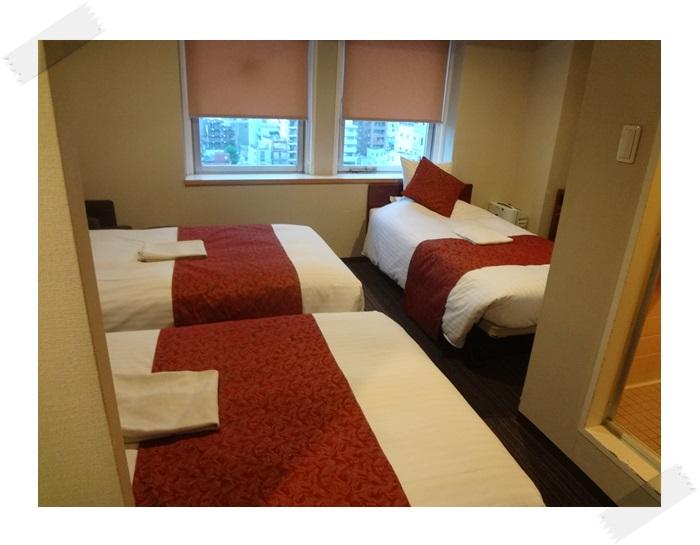 ホテルマイステイズ横浜 DSC08520