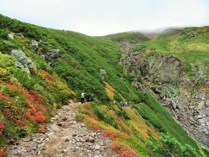 中岳温泉へ (2)