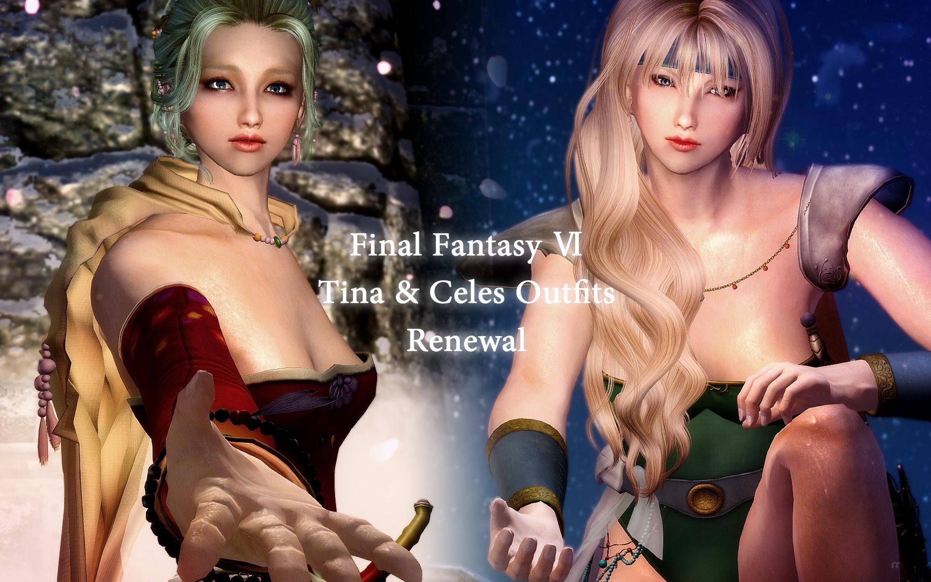 Tina&Celes Outfits Renewal
