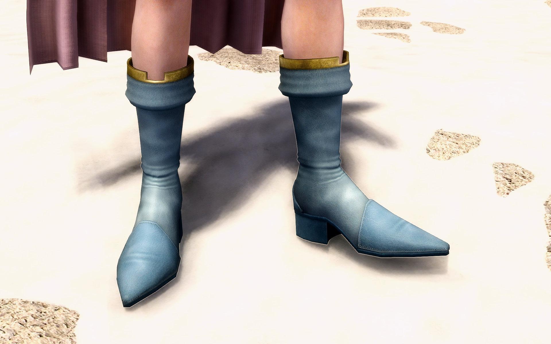 Final Fantasy Ⅵ Celes Armor & Sword Renewal