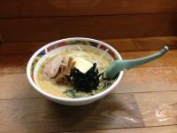 味の札幌浅利_味噌カレー牛乳ラーメン