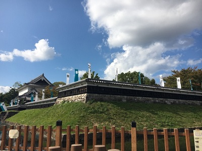 勝竜寺城201610222
