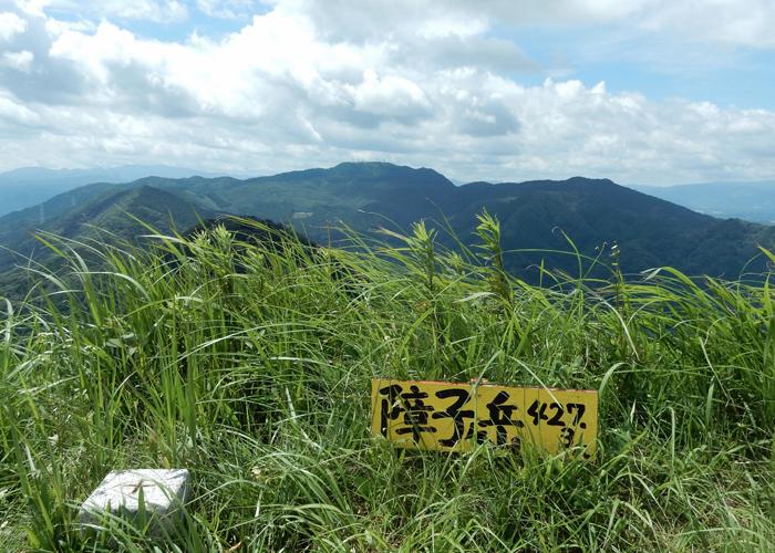 2016,7,3障子岳-17