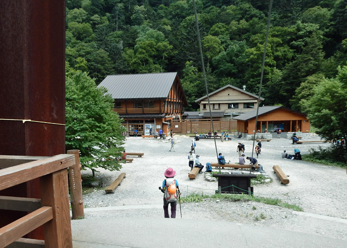 2016,8,13北穂高~横尾-35