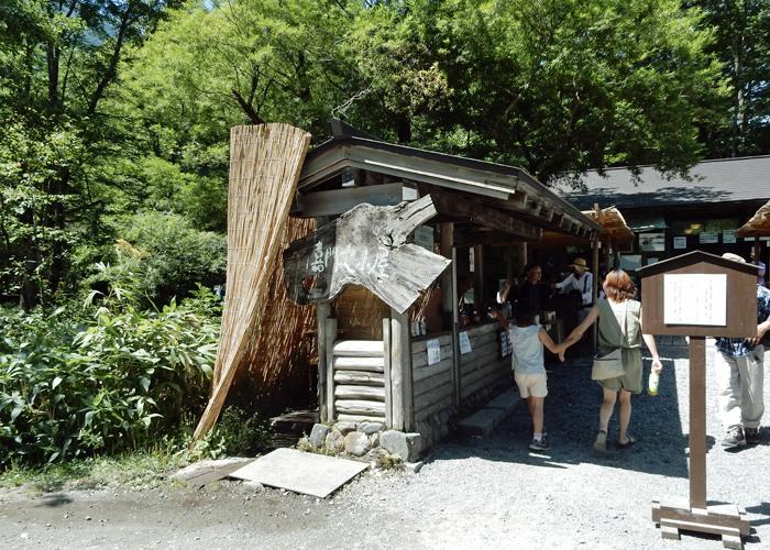 2016,8,14横尾~上高地-15
