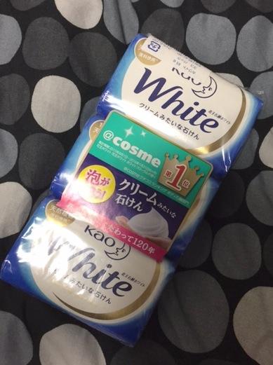 花王ホワイト ホワイトフローラルの香り レギュラーサイズ(3個パック)