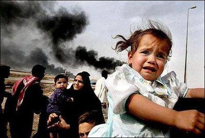 イラク戦争①
