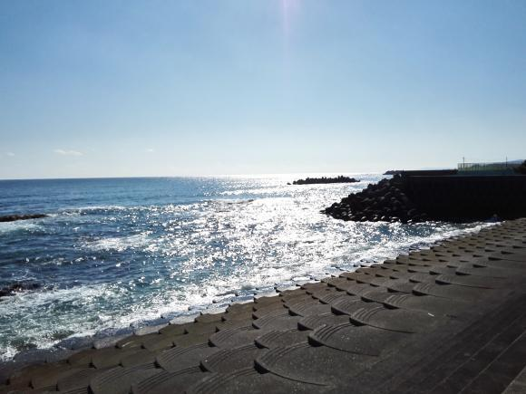 鴨川 漁港 外房 海の写真