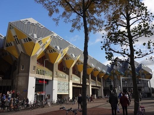 10 2016 Rotterdam in Netherlands