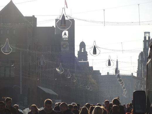 10 2016 Amsterdam in Netherlands