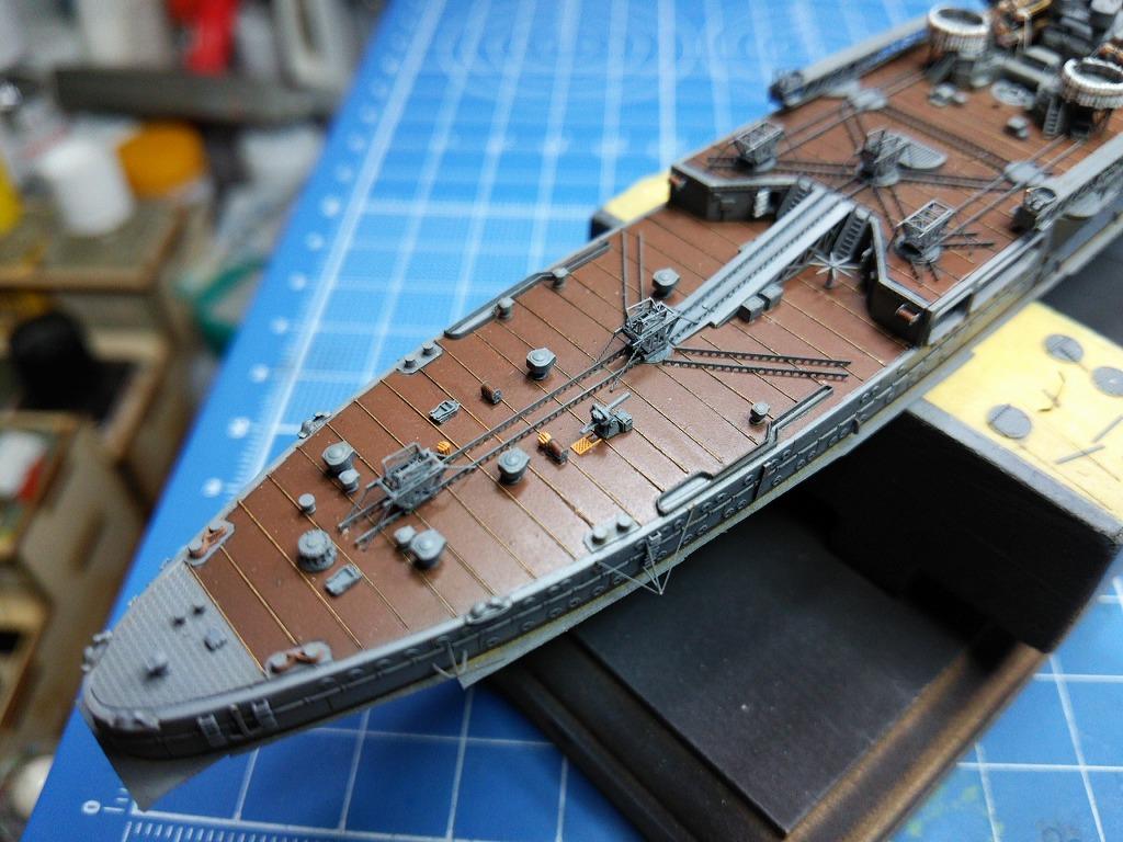 s-後部甲板艤装時